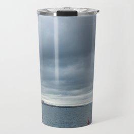Light Tower in Edingburgh Travel Mug