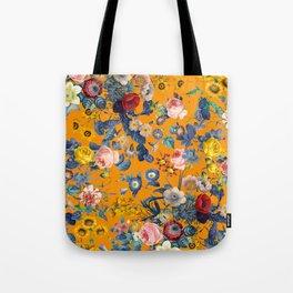 Summer Botanical Garden IX Tote Bag