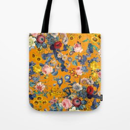 Summer Botanical Garden IX Tote Bag