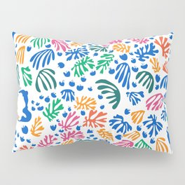 Matisse Colorful Pattern #1 Pillow Sham