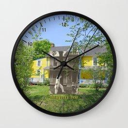 Iberville 1930 Wall Clock