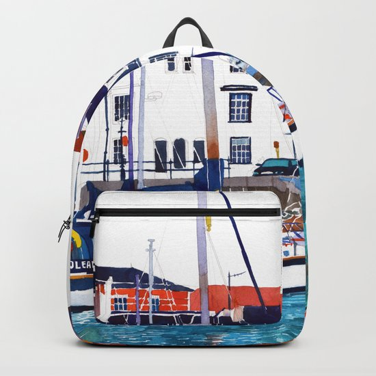 Weymouth Port Backpack