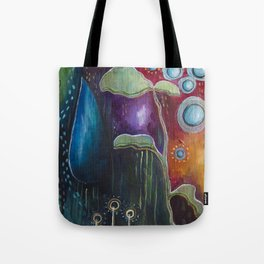 Collecting Journeys Tote Bag