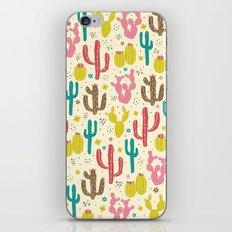Prickly Cactus  iPhone & iPod Skin