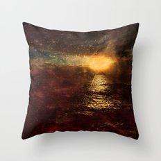 Italian Sunset  Throw Pillow