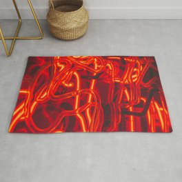 Inside the Red Light District Rug