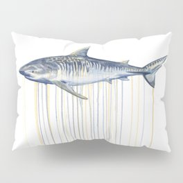 Tiger Shark Pillow Sham