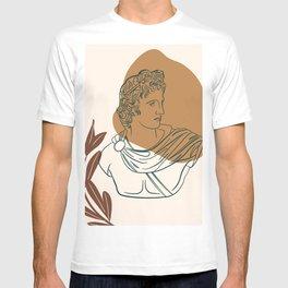 Apollo Line Art T-shirt