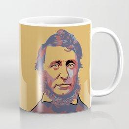 Henry David Thoreau Coffee Mug