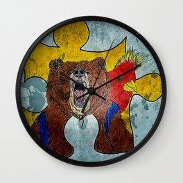 Banjoo & Kazooie Wall Clock