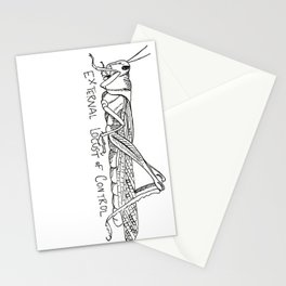 External Locust of Control Stationery Cards