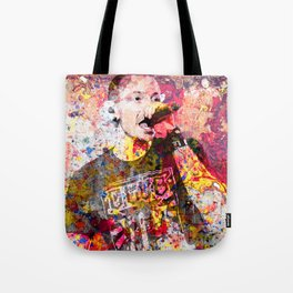 The Frontman Tote Bag