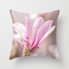 spring stars Throw Pillow