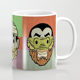 Monster Mash Coffee Mug