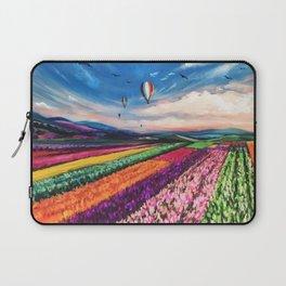 Carlsbad Flower Fields Laptop Sleeve