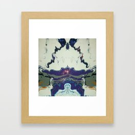 Buggin Ohm Framed Art Print