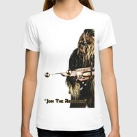 chewbacca T-shirts featuring Chewbacca by KL Design Solutions