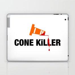 Cone Killer v2 HQvector Laptop & iPad Skin