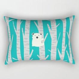 Lonesome Koala Rectangular Pillow