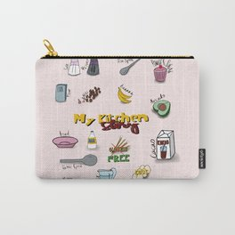 My kitchen story Carry-All Pouch