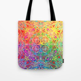 Pride Kaleidoscope Fx Tote Bag