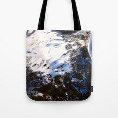 Textures - Water Tote Bag