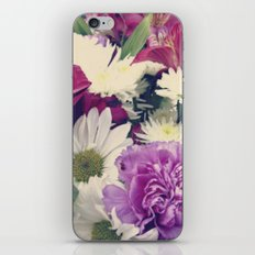 Timeless {Flower Floral Photography} iPhone & iPod Skin