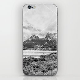Mountain Geo iPhone Skin