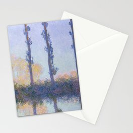 The Four Trees Stationery Cards