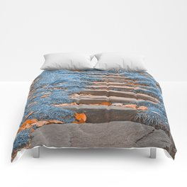 Sapphire Stepping Stones Comforters