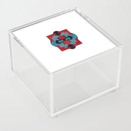 southwest Acrylic Box