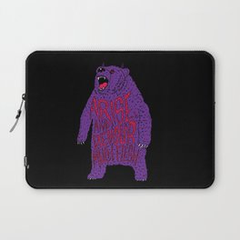 Arise and Devour Much Flesh Laptop Sleeve