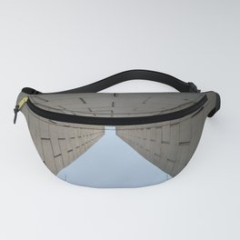The high wall Fanny Pack