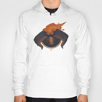 the lord of the rings Hoodies featuring Balrog: Lord of the Rings by wwww