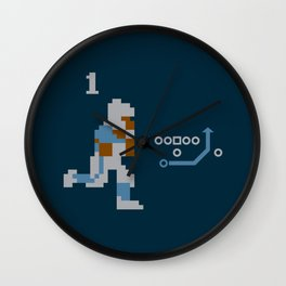 8-Bit Barry Wall Clock
