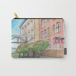 The Campus Railroad Carry-All Pouch