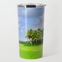 Coconut Island - Meera Mary Thomas Design Travel Mug