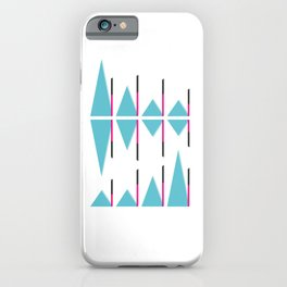 Infographic Selection #2 iPhone Case