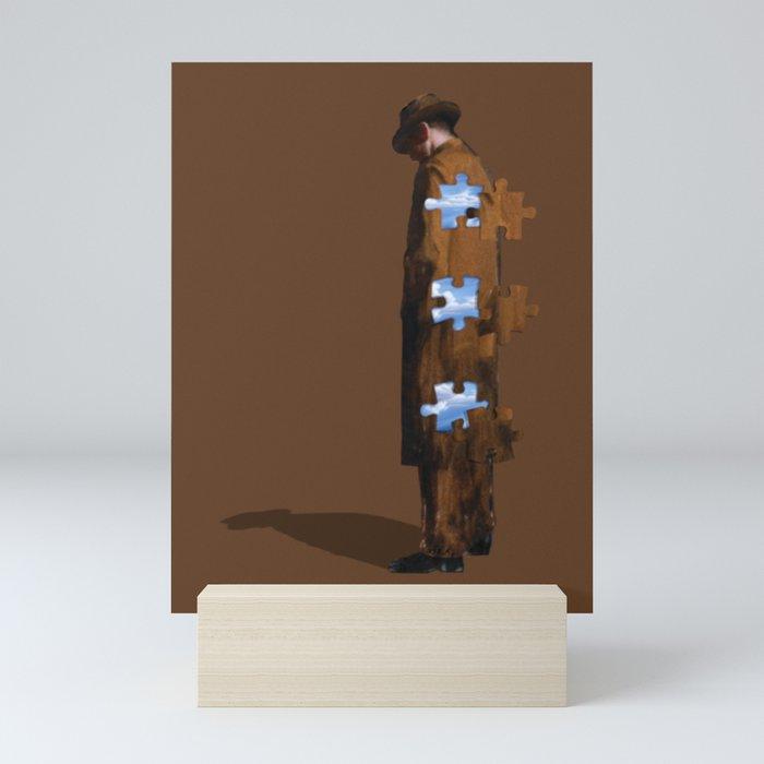 inside Mini Art Print