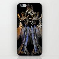 transformer iPhone & iPod Skins featuring Transformer by Brian Raggatt