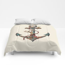 Lost at Sea - colour option Comforters