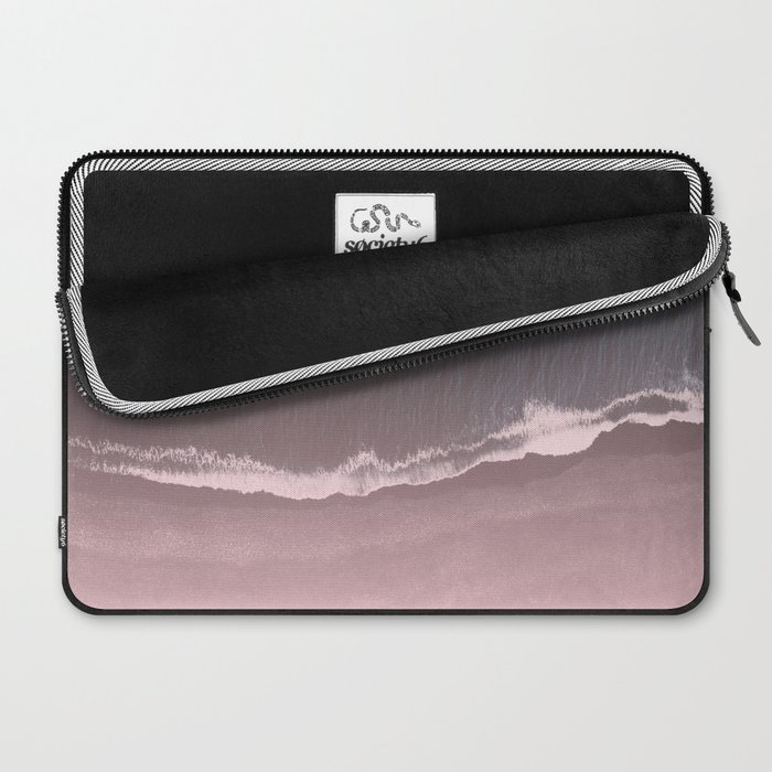 Fade into the sea Laptop Sleeve