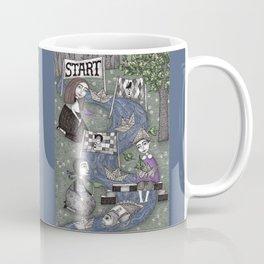 The Boat Race Coffee Mug