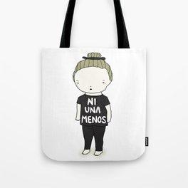 Ni Una Menos Tote Bag
