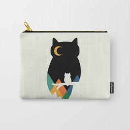 Eye On Owl Carry-All Pouch