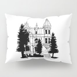 House in Montreal Pillow Sham
