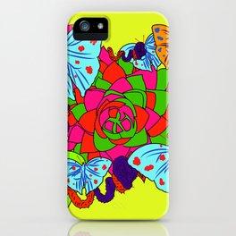 Color pop iPhone Case