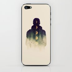 Night Air iPhone & iPod Skin