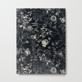 Black Forest III Metal Print