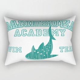 Samezuka - Whale Shark Rectangular Pillow